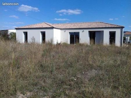 vente maison MONTAMISE 100m2 199500€