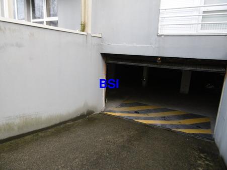 vente parking BREST 13m2 10500€