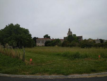 A vendre terrain Pons 37 400  €