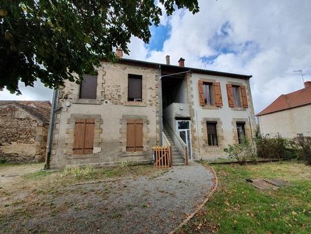 Vente maison Saint-pourçain-sur-sioule 243 m² 98 000  €