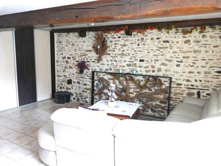 vente maison Saint-Sulpice-des-Landes 86m2 118500€