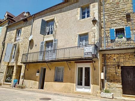 Vente maison Saint-Cyprien  117 700  €