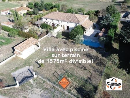 vente maison LAGORCE 170m2 220000€
