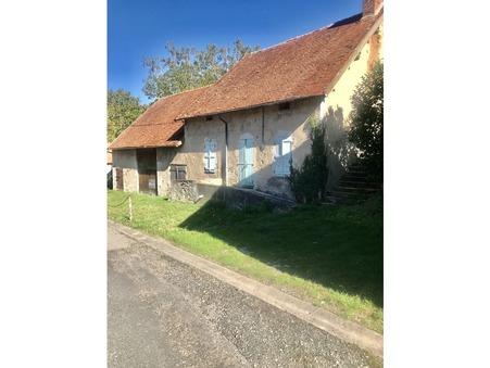 vente maison Saint-germain-des-fossés 57000 €