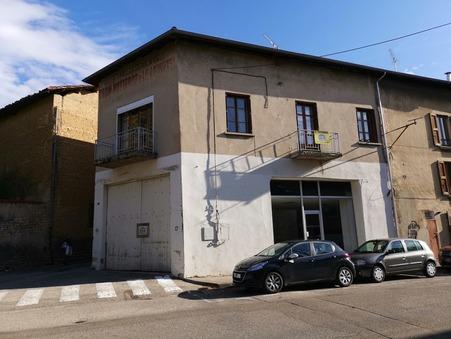 vente immeuble LA COTE ST ANDRE 185000 €