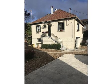 vente maison Saint-Vaast-lès-Mello 118m2 248000€