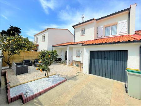 A vendre maison STE MARIE LA MER  291 000  €