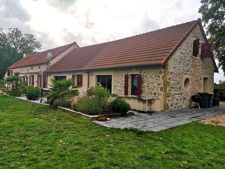vente maison MONTLUCON 306800 €