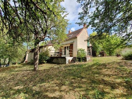 Vente maison Saint-Pourçain-sur-Sioule 105 m²  111 000  €
