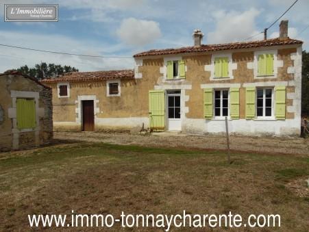 Vends maison TONNAY CHARENTE 75 000  €