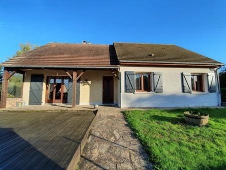vente maison Saint-Yrieix-la-Perche 90m2 158000€