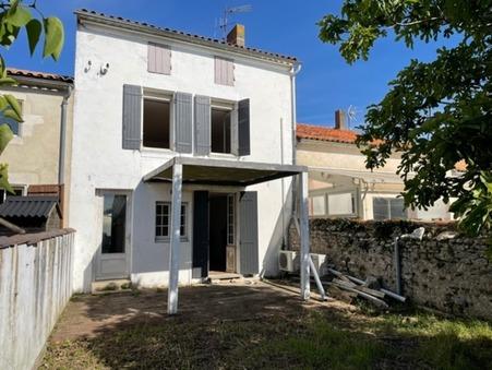 Acheter maison TONNAY CHARENTE  127 200  €