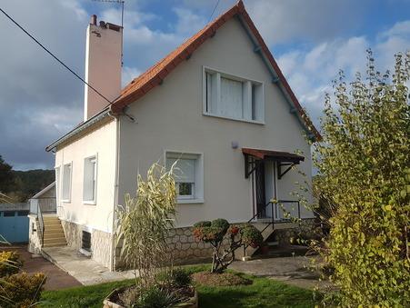 vente maison CHAUVIGNY 90m2 169000€