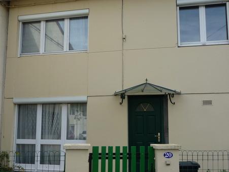 Vends maison TRELISSAC  129 000  €