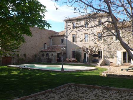 vente maison OLONZAC 340m2 490000€