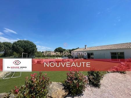Vente maison villemoustaussou  435 000  €