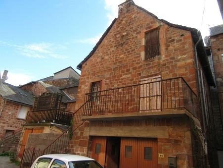 Vends maison MARCILLAC VALLON 45 650  €