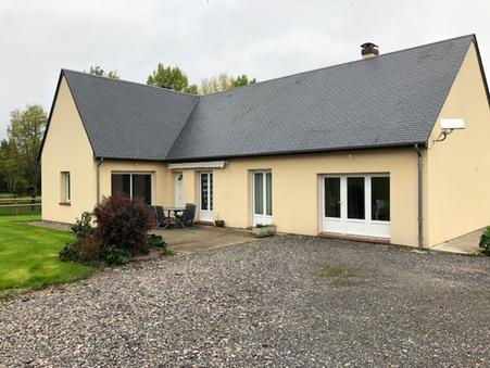 vente maison LISIEUX 130m2 307000€
