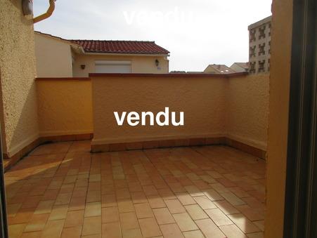 vente appartement LE BARCARES 26m2 65000€