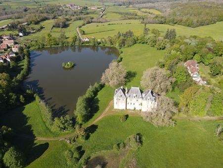 vente chateau SEMUR EN AUXOIS 900000 €