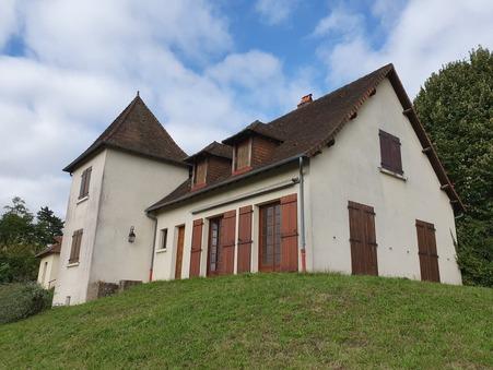 vente maison Saint-Yrieix-la-Perche 908m2 138000€
