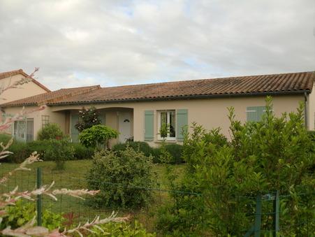 vente maison BONNES 130m2 186000€