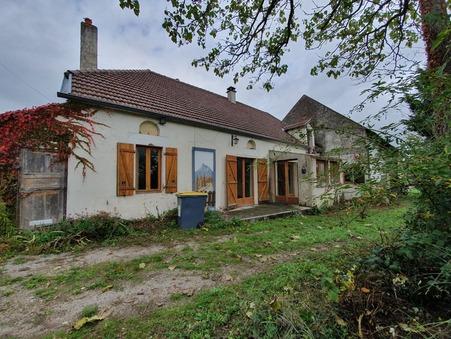 A vendre maison Saint-Pourçain-sur-Sioule 80 m² 50 000  €