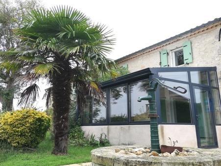 vente maison BALANZAC 140m2 346500€