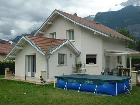 vente maison SALLANCHES 120m2 525000€