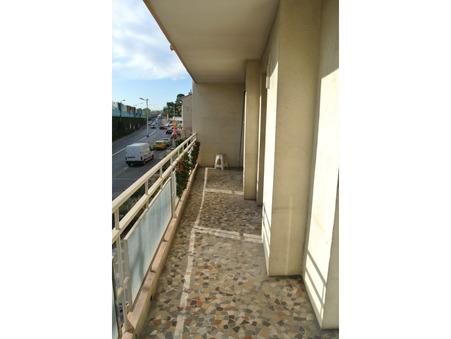 vente appartement Cagnes sur mer 41.65m2 113000€