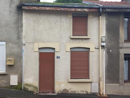 vente maison BOGNY SUR MEUSE 0m2 19000€
