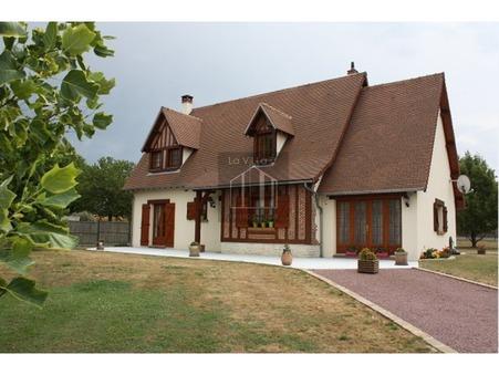 Vente maison ENTRE ANET ET BERCHERES 130 m²  343 500  €