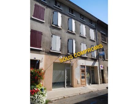 vente immeuble LA COTE ST ANDRE 91000 €