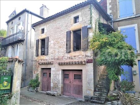 Vendre maison prayssac 54 000  €