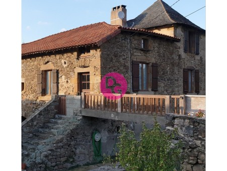 A vendre maison AUBIN 120 m²  192 600  €