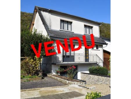 vente maison LES HAUTES RIVIERES 96m2 130000€