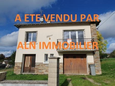 vente maison Saint-Yrieix-la-Perche 78m2 72000€