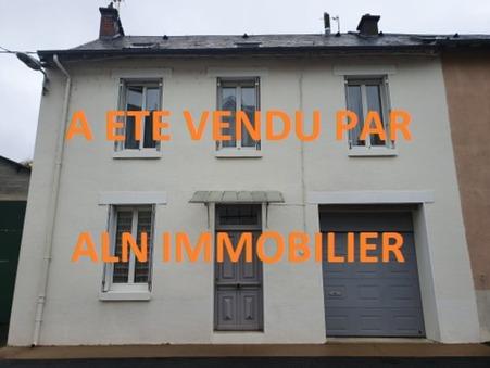 vente maison Saint-Yrieix-la-Perche 163m2 148000€
