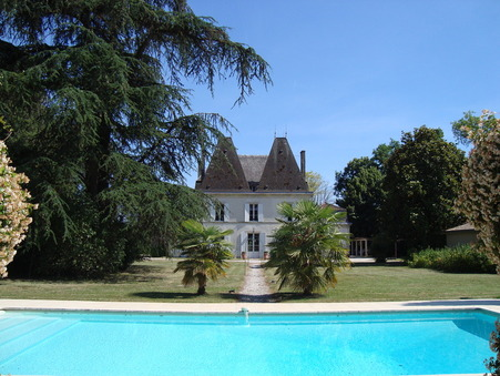 vente chateau Pineuilh  945 000  € 720 m²