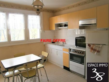 A vendre appartement GRENOBLE 70 m²  108 000  €