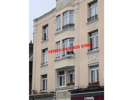 vente appartement LISIEUX 63m2 88000€