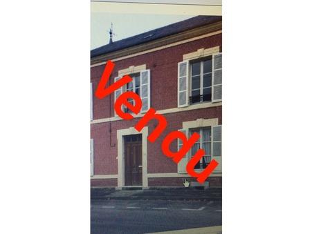 Achat maison Montherme 160 m²  136 000  €