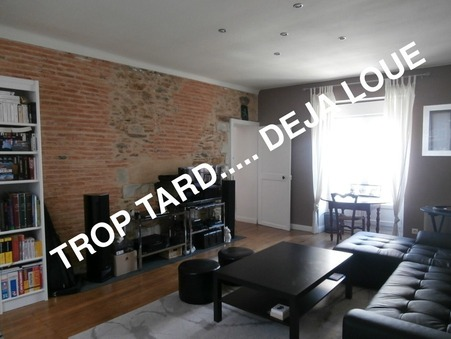 location appartement NANTES 51.25m2 720€