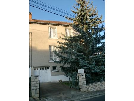 vente maison CHAUVIGNY 90m2 88000€