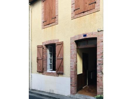 Vends maison BOULOGNE SUR GESSE 55 000  €