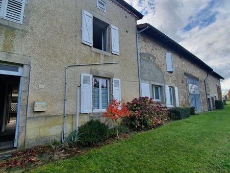 vente maison RILHAC LASTOURS 175m2 138000€