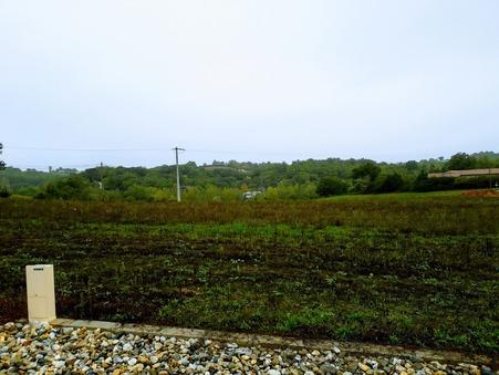 vente terrain REALMONT 974m2 59000€
