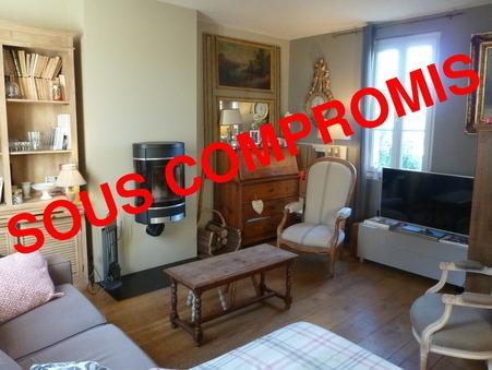 vente maison LISIEUX 85m2 189900€