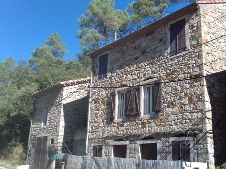 vente maison CHAMBORIGAUD 159000 €