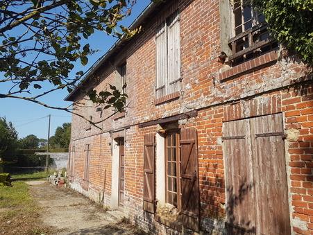 vente maison LISIEUX 85m2 96000€